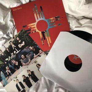 BAD SUNS LANGUAGE & PERSPECTIVE ALBUM LP VINYL